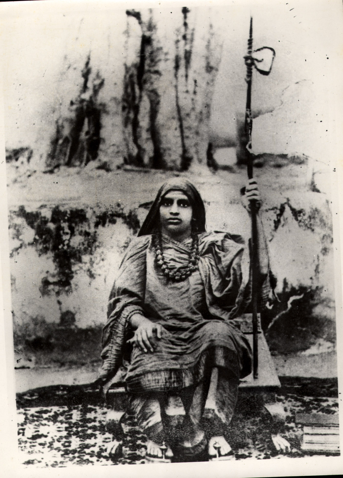Upachara Patram At Varanasi In 1935