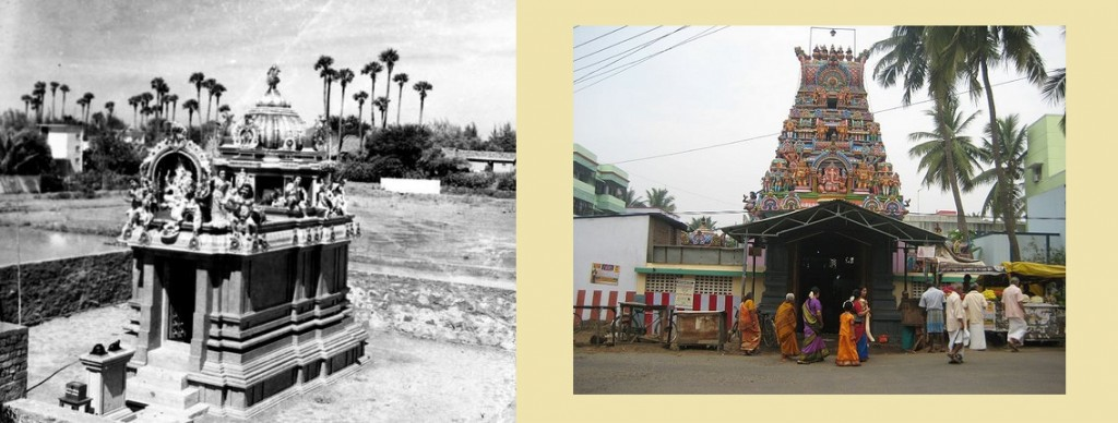 Nanganallur then and now
