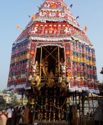 Thiruvidaimarudhur Ther Utsavam – January 23rd 2016