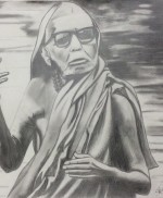 His Holiness Periyava by A High Schooler