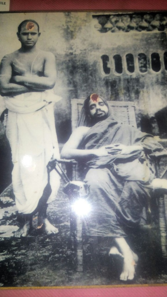 Periyava And Duraiswamy Iyer