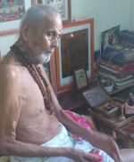 Sri Pune Krishnamurthy Sastrigal reached the lotus feet of Sri MahaPeriyava