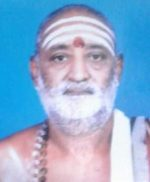 Adhyayana Bhattar Sri Kannan reached the lotus feet of Sri MahaPeriyava