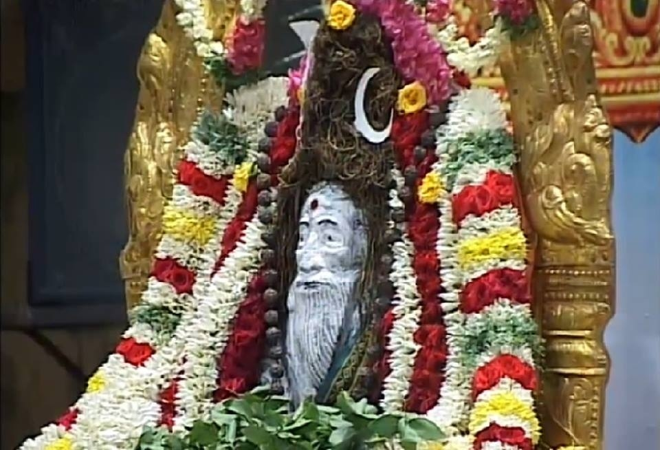 Glimpses of Sri Sivan Sar Aradhana – March 18th 2014
