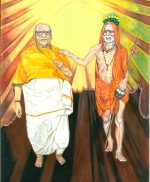 Experience with MahaPeriyava: Through a painting!